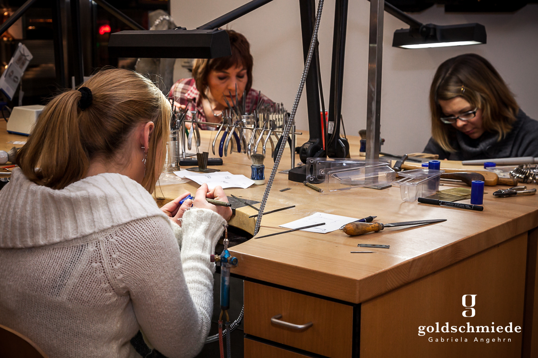 Video: Goldschmiede-Kurs - Schaffen Sie sich Ihr eigenes Schmuckstück